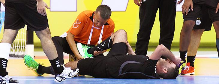 آسیب های ورزشی شایع برای هندبالیست ها