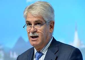 باشگاه خبرنگاران -وزیر خارجه اسپانیا وارد تهران شد