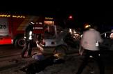 باشگاه خبرنگاران -تصادف در گردنه قامیشلو ۳ نفر را به کام مرگ کشاند