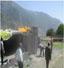 باشگاه خبرنگاران -تخریب ۳ فقره بنای غیر مجاز در سواد کوه شمالی