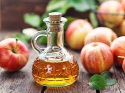 چگونه با کمک سرکه سیب شکمتان را آب کنید؟