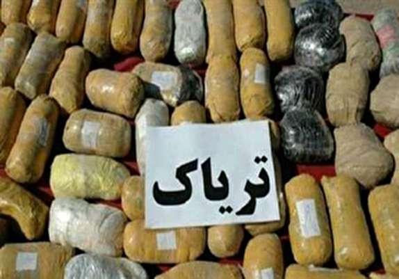 باشگاه خبرنگاران -کشف 80 کیلو تریاک در همدان