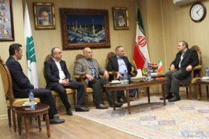 باشگاه خبرنگاران -آماده توسعه گفتگو و تبادل نظر میان احزاب کشورهای همجوار هستیم
