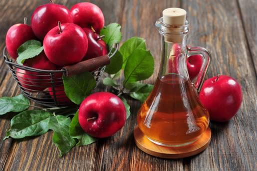 راه های آب کردن سریع شکم با سرکه سیب