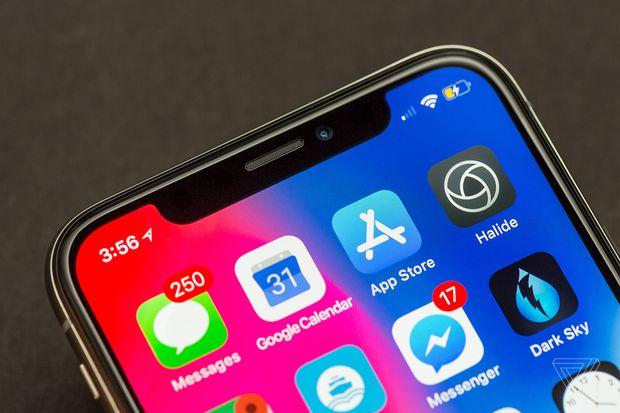 کاهش تولید صفحه نمایش OLED سامسونگ به درخواست شرکت اپل !