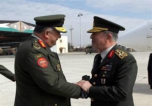 باشگاه خبرنگاران -امضای توافقنامه همکاری نظامی میان ترکیه و اردن