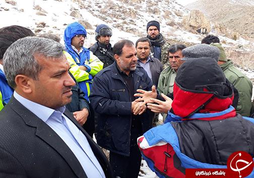 آخرین اخبار از انتقال پیکر سرنشینان هواپیمای تهران- یاسوج+تصاویر