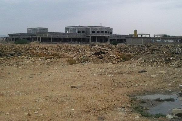 باشگاه خبرنگاران -روند کند ساخت بیمارستان ملارد