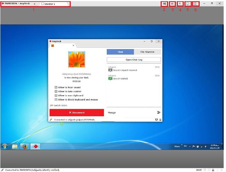 دانلود نرم افزار AnyDesk کنترل از راه دور رایانه+ آموزش نصب و استفاده