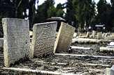 قبرستانی که سنگقبرهایش قربانی میگیرد +تصاویر