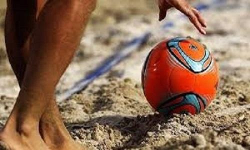 عملکرد فوتبال ساحلی در سال