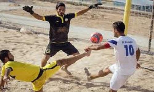 عملکرد فوتبال ساحلی
