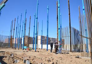 کار اسکلت گذاری 2403 واحد آسیبدیده در مناطق زلزلهزده کرمانشاه انجام شد