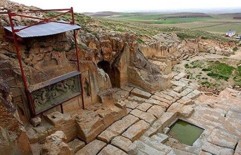 معبد داش کسن یگانه معبد بوداییان در ایران
