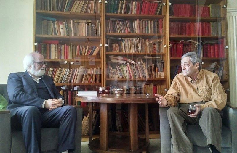 از یک عمر تلاش احمدرضا احمدی تقدیر شد