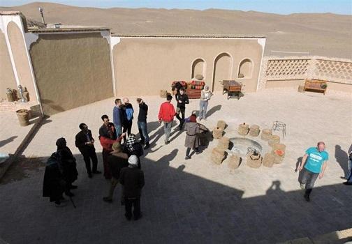 کویر سه قلعه، بهشت منجمان ایران