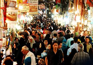 بازار شب عید در ساعت سه نیمه شب + فیلم