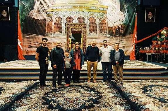 همه چیز درباره ساز و کار فرقه شیرازی/در حسینیه یهودیهای لندن چه می گذرد؟+تصاویر