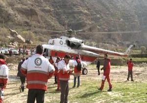 اعلام آمادگی هلال احمر اصفهان برای امداد رسانی به هواپیمای ترکیه ای