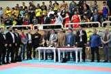 گیلان نایب قهرمان مسابقات نیوفایت کیک بوکسینگ کشور