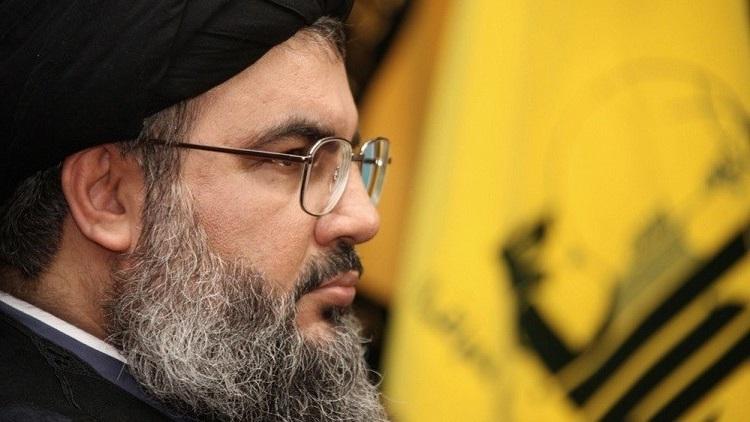 سخنان تند سید حسن نصرالله خطاب به برخی از شیعیان لندنی +فیلم