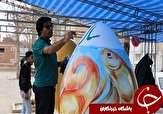 باشگاه خبرنگاران -برگزاری جشنواره تخم مرغهای تزئینی در قزوین