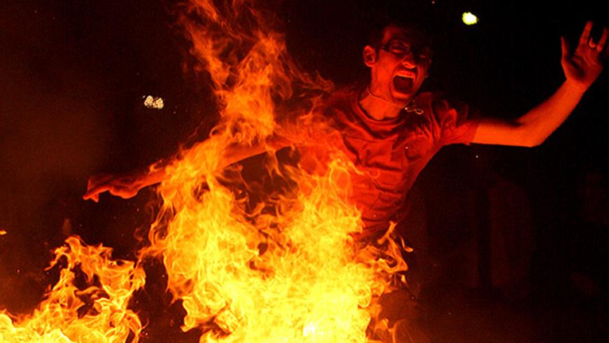 ضد فرهنگی به نام چهارشنبه سوزی