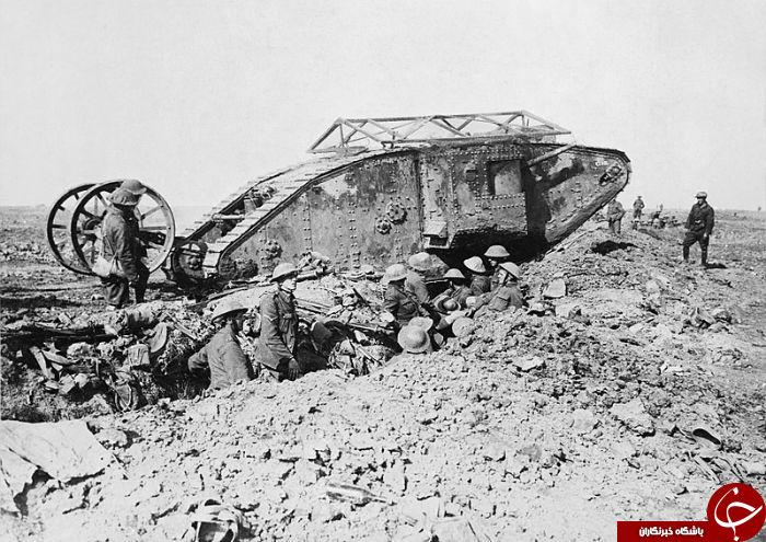 تانک های عجیبی که مسیر جنگ جهانی را عوض کردند