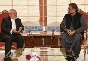 گسترش روابط تجاری و امنیتی ایران و پاکستان + فیلم
