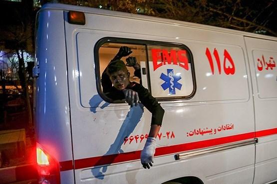باشگاه خبرنگاران -۸ مجروح در پی حوادث چهارشنبه سوری زاهدان