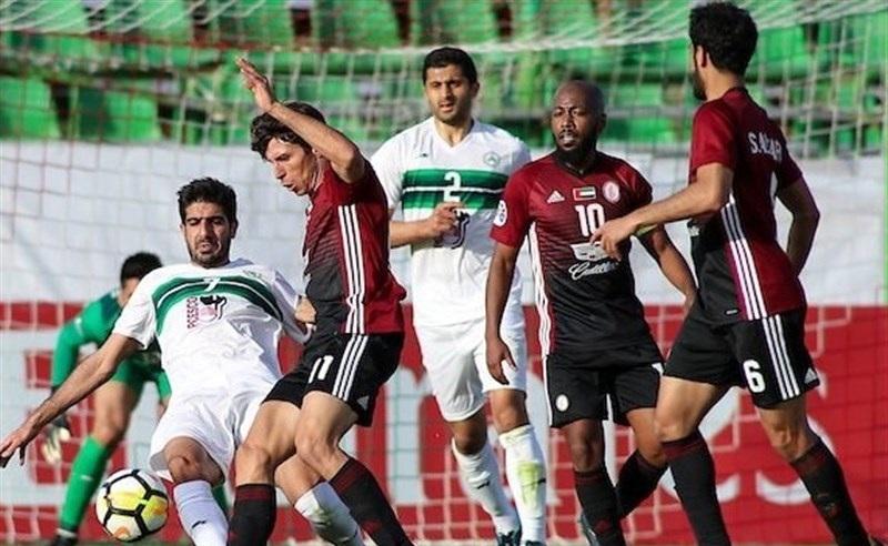 ایرانی ها برنده جنگ فوتبالی با امارات