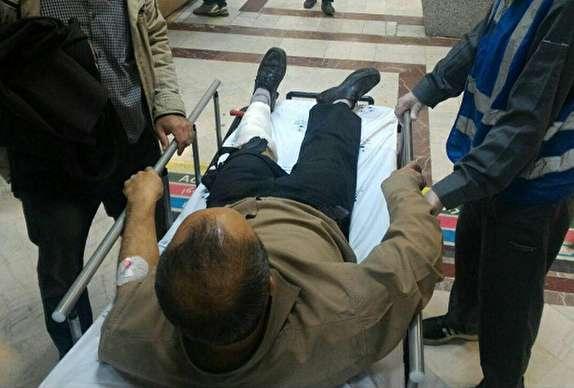 باشگاه خبرنگاران -مصدومیت ۱۱۱ نفر در چهارشنبه آخر سال استان مرکزی/ ۵ نفر بستری شدند