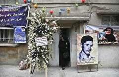 باشگاه خبرنگاران - شهیدی که حتی پس از شهادت نیز مادرش را رها نکرد + تصاویر