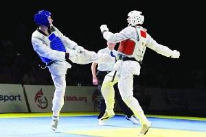 قهرمانی رزمیکار تبریزی در مسابقات ورزشهای رزمی کارگران جهان