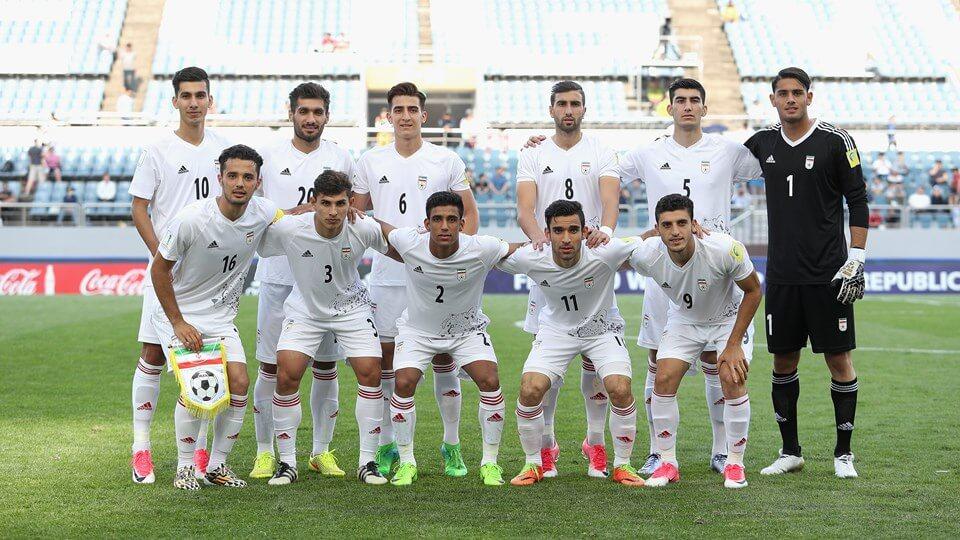 بررسی عملکرد تیم های ملی فوتبال مردان ایران در سال 96