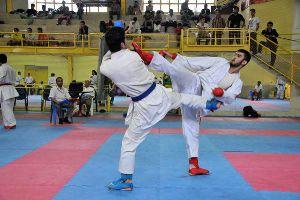رشت، قهرمان مسابقات کاراته گیلان