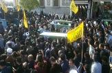 باشگاه خبرنگاران -تشییع  و خاکسپاری پیکر آیت الله شاه آبادی در قم