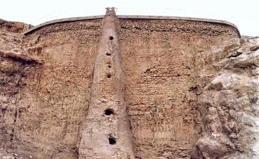 بهشت زمینشناسی ایران که در زلزله با خاک یکسان شد+ تصاویر