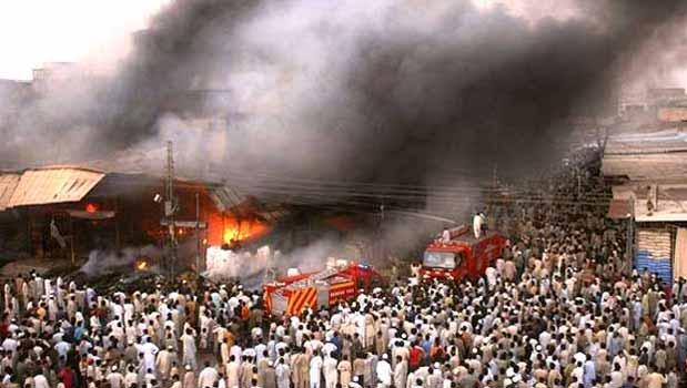 باشگاه خبرنگاران -انفجار بمب در لاهور پاکستان