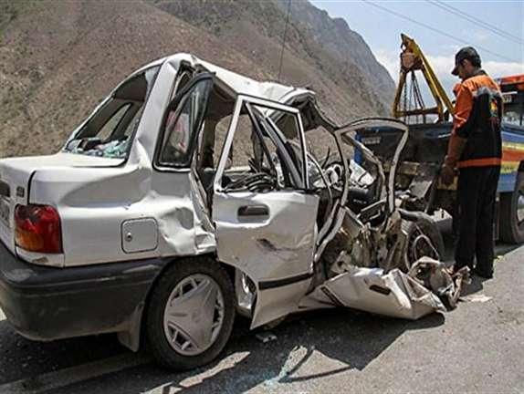 باشگاه خبرنگاران -تصادفات رانندگی در محورهای استان زنجان 2 کشته و7 مصدوم بر جا گذاشت