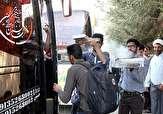 باشگاه خبرنگاران -اعزام 90 نفر از بسیجیان شهرستان نمین به مناطق عملیاتی جنوب کشور