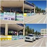 باشگاه خبرنگاران - برگزاری رزمایش طرح ترافیکی نوروز ۹۷ در کرمان