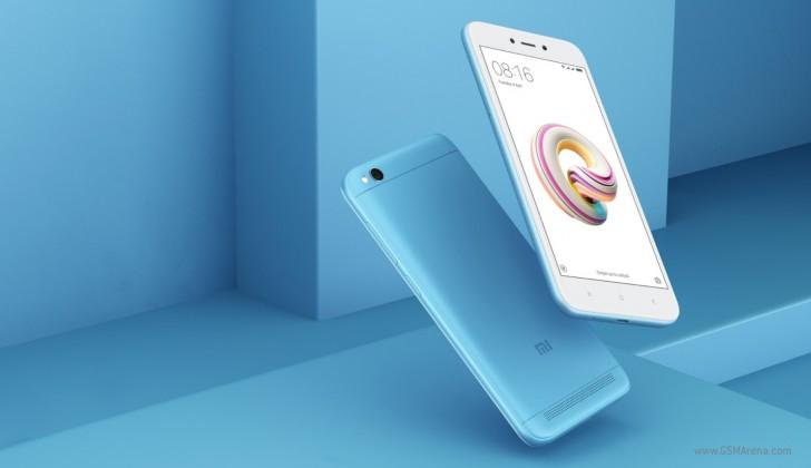شیائومی رنگ جدید گوشی Redmi 5A را معرفی کرد +تصویر