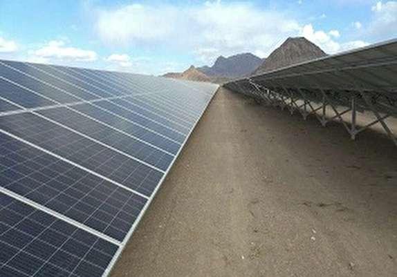 باشگاه خبرنگاران -افتتاح نیروگاه خورشیدی 10مگاواتی در خوسف