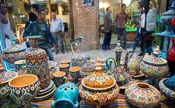 باشگاه خبرنگاران -برپایی 21 بازارچه نوروزی صنایع دستی در استان سمنان