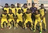 باشگاه خبرنگاران -پیروزی تیم گامرون هرمزگان مقابل جهاد نصر سیرجان