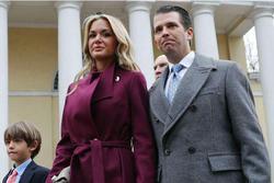 عروس ترامپ طلاق گرفت
