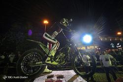 اولین دوره مسابقات موتورسواری تریال جزیره کیش