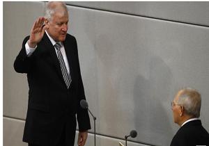 وزیر کشور آلمان: اسلام به کشور ما تعلق ندارد