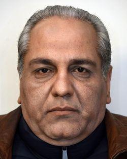 گریم متفاوت مهران مدیری در یک فیلم سینمایی + عکس